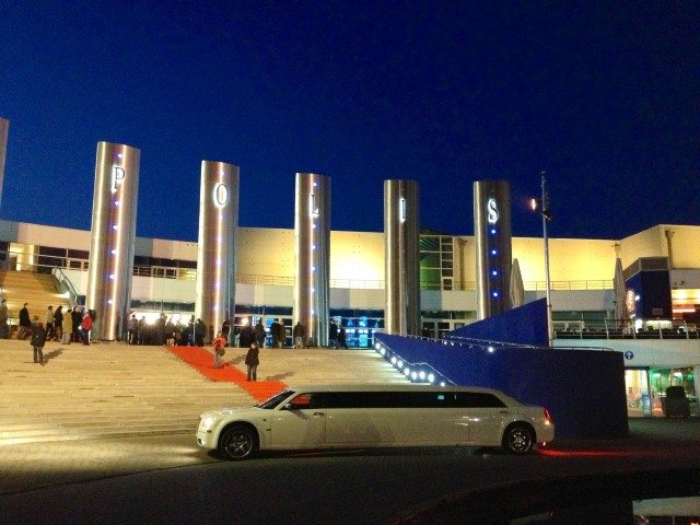 Limo @ the movies - Antwerpen